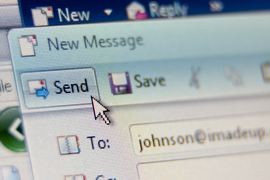 FACT: There are over 2.6 billion email users worldwide